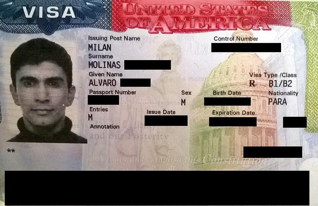 Visas Y Permisos Para Ingresar A Estados Unidos Turismoeeuu