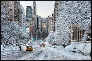 Clima de Nueva York.