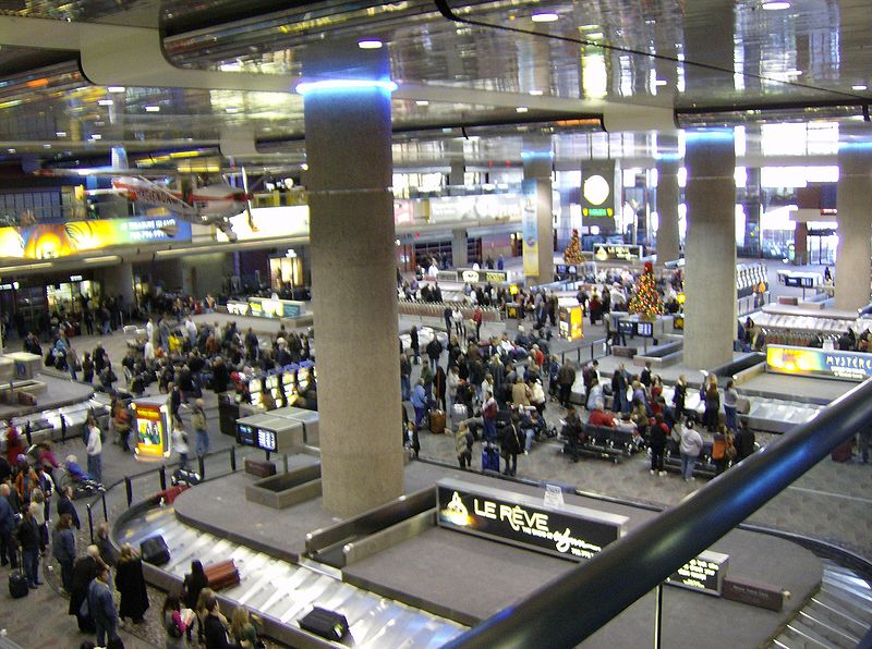 aeropuerto internacional mccarran (las vegas) - turismoeeuu