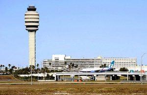 Aeropuerto de Orlando (Florida)