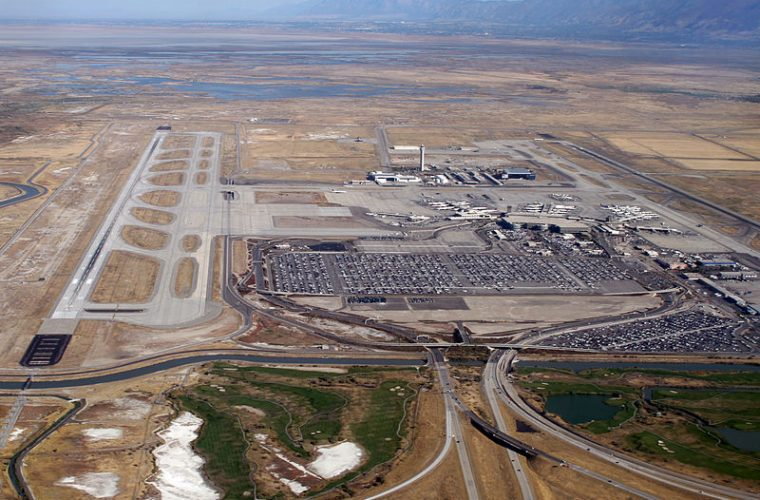Aeropuerto Internacional de Salt Lake City
