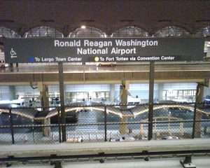 Aeropuerto Nacional Ronald Reagan (Washington)