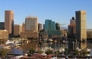 Clima de Baltimore