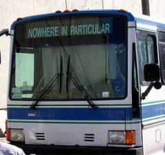 Autobús en Estados Unidos