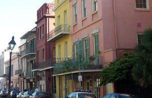 Sitios turísticos en Nueva Orleans