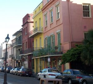 Barrio Francés - Nueva Orleans