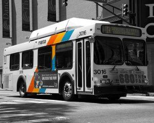 Marta Bus - Atlanta