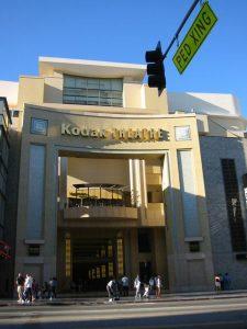 Teatro Kodak - Los Ángeles