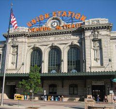Estación de Tren Union Station