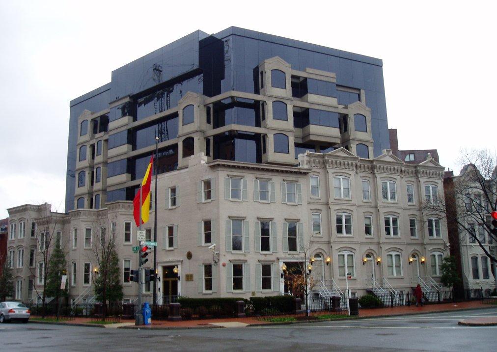 Embajada de espa a en estados unidos turismoeeuu - Casas americanas en espana ...