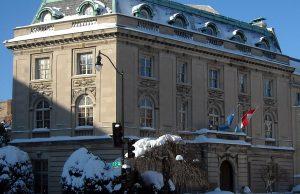 Embajada de Luxemburgo en Estados Unidos