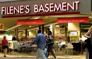 Filene's Basement Mall