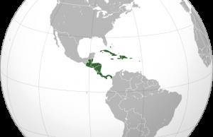 Embajadas de Estados Unidos en América Central