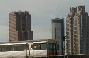 Transporte en Atlanta