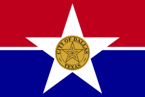 Bandera de Dallas
