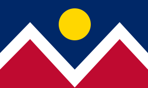 Bandera de Denver