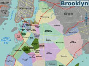 mapa de nueva york atracciones