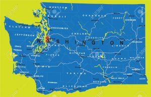 mapa washington pdf
