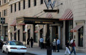 Hotel W Washington D.C.