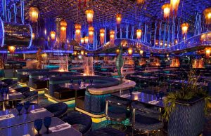 Restaurante Peppermill Fireside Lounge