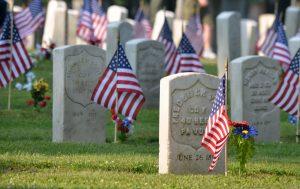Memorial day en Estados Unidos.