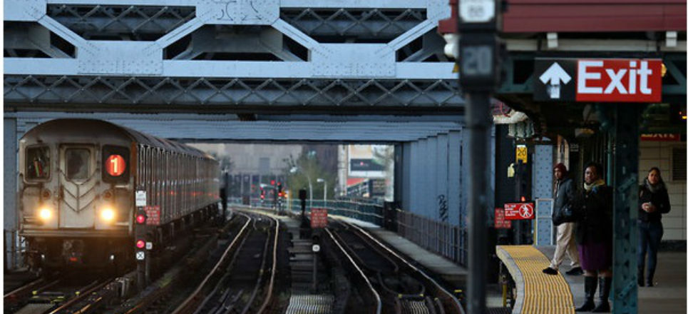 Trenes en Nueva York - TurismoEEUU