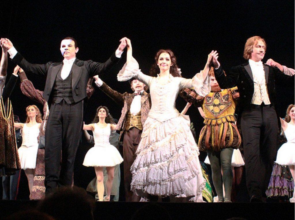 obras de teatro en Broadway