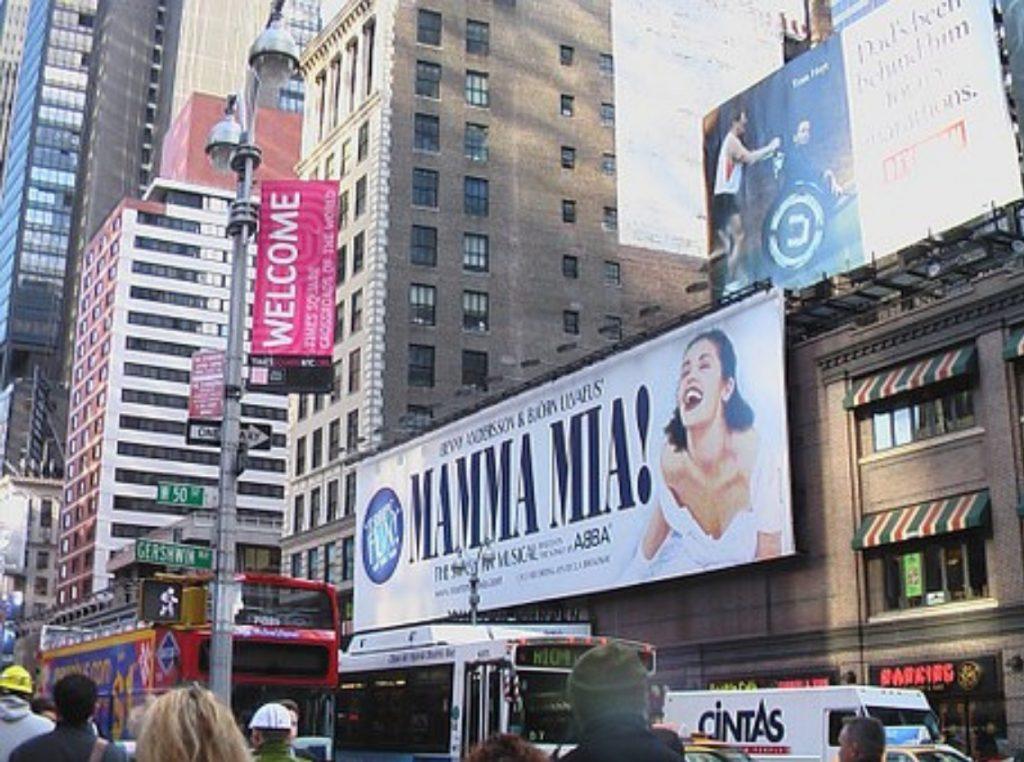circuito de Broadway