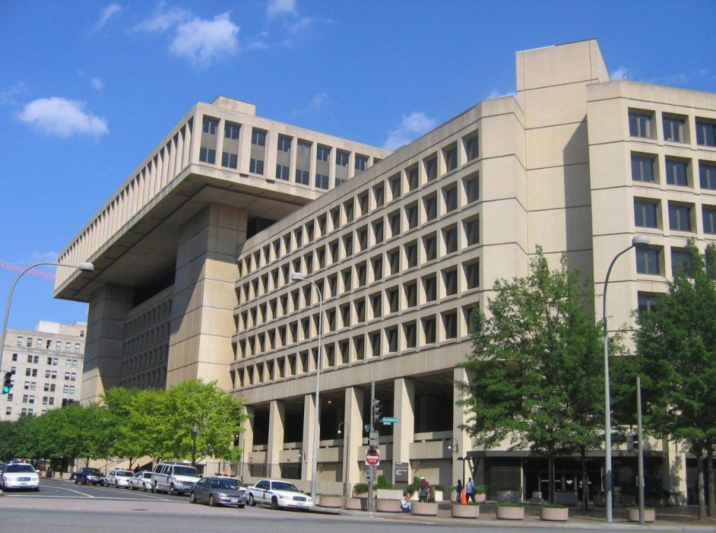 F.B.I. (Oficina Federal de Investigación)