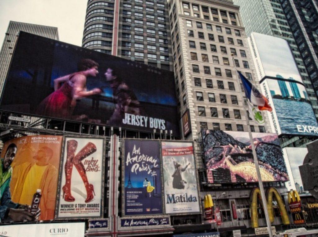 Teatros Broadway
